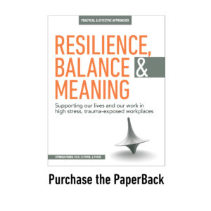 Resilience, Balance and Meaning - Paperback