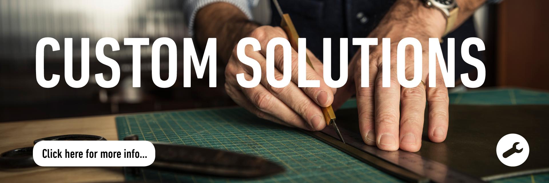 Tend Academy Custom Solutions