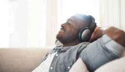 Music for self-care