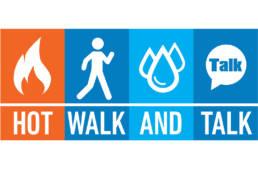 HOT, WALK AND TALK