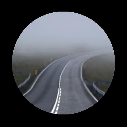 Navigating Through the Fog - icon