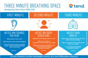 Three Minute Breathing Space